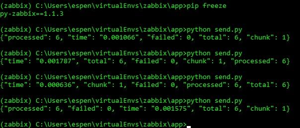Oracle VM Virtualbox Manger with Zabbix 3 4 and Python agent