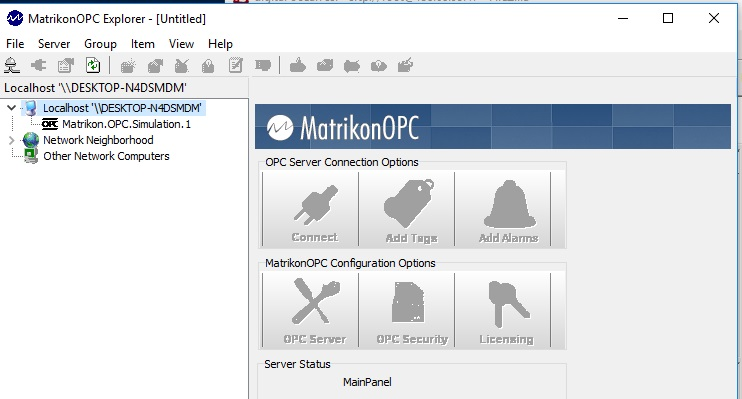 Matrikon Opc Simulation Server Download